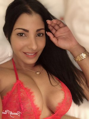 Donya latex incall escort in Glendale Heights, IL